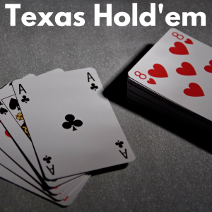 Texas Hold 'Em @ Four Season's Lounge