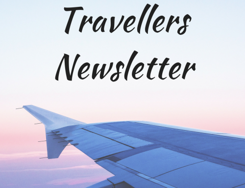 ATTENTION SNOWBIRDS & OTHER RECENT TRAVELLERS