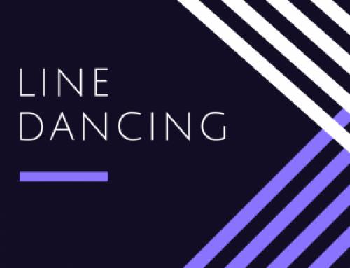 Line Dancing is back in October!