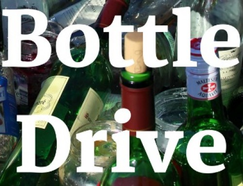 September Bottle Drive Report