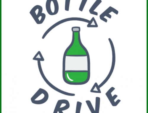 October Bottle Drive Report