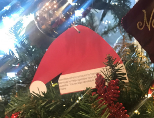 A Message from the Nanoose Elf Giving Program
